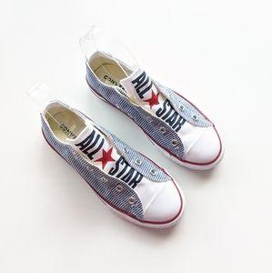 Converse CTAS Slip Navy/Enamel Red/White